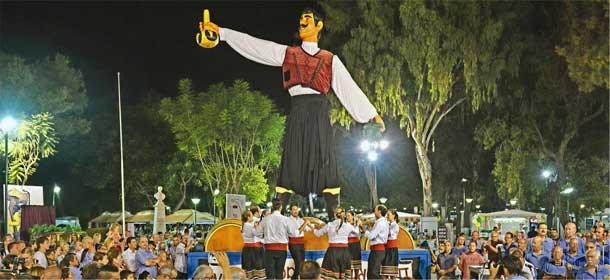 Праздник винограда на Кипре
