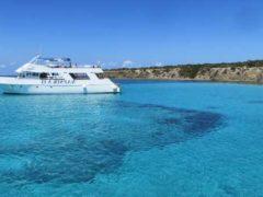 Голубая лагуна на Кипре около Пафоса (Акамас) и Айя Напы, как добраться, карта