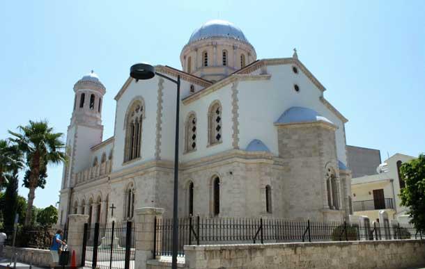Кафедральный собор Айя-Напа фото