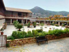 Монастырь Святой Феклы (Кипр): описание, фото