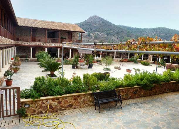 Монастырь Святой Феклы на Кипре