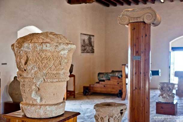 Археологический музей Куклии