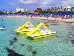 Пляж Макронисос Айя-Напа (Кипр): отели рядом