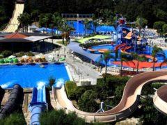 Аквапарк в Лимассоле Фасури (Кипр): как добраться, описание