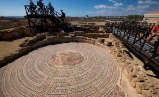 Археологический парк Като в Пафосе: как добраться