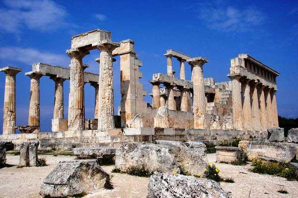 Храм Афродиты на Кипре