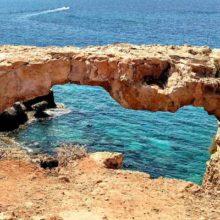 Мост влюбленных в Айя-Напе (Кипр): как добраться, фото