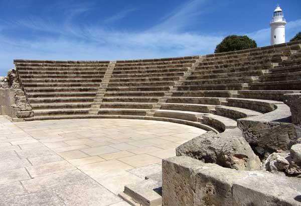 Амфитеатр Одеон (Пафос)
