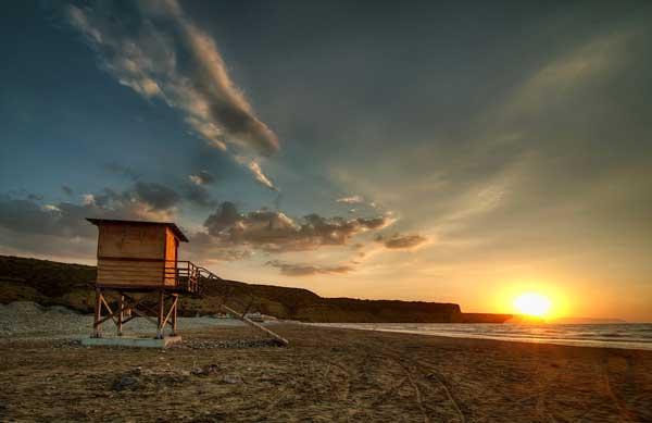 Пляж Куриона (Кипр)