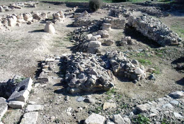 Развалины Тамассос (Никосия)