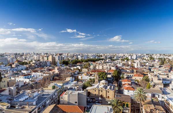 Столица Кипра, Никосия