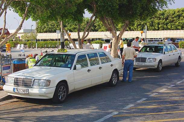 Сколько ехать из Ларнаки до Пафоса на такси