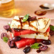 Кипрский сыр Халуми (Halloumi): приготовление, фото