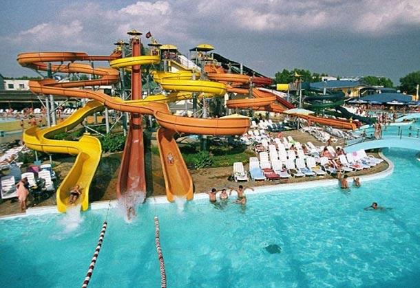 Аквапарк Водный Мир (WaterWorld) в Айя-Напе