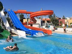 Аквапарки Кипра для детей и взрослых: все включено