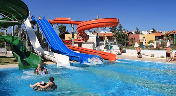 Aqua Sol Water Park Resort с аквапарком