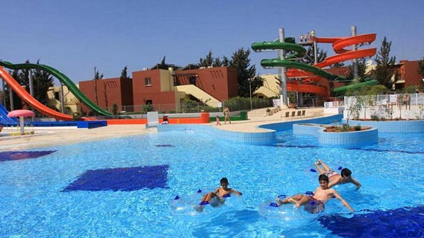 Electra Holiday Village с аквапарком