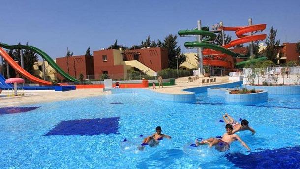 Electra Holiday Village с аквапарком
