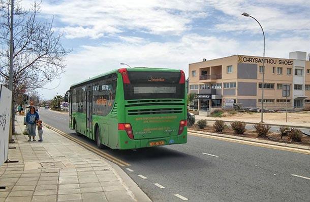 Как добраться из ларнаки в Лимассол на автобусе