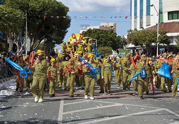 Какие фестивали проходят на Кипре в сентябре