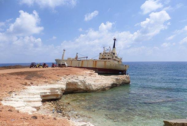 Погода на Кипре в начале ноября