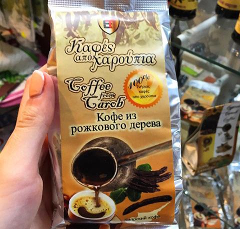 Кофе из Кипра