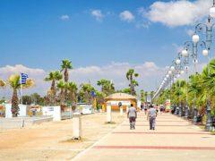 Пляж Финикудес в Ларнаке (Кипр): где находиться
