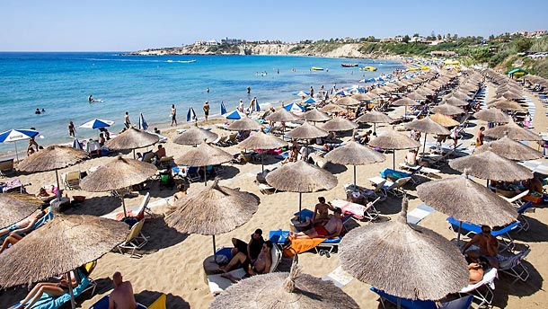 Курорт на Кипре - Пафос фото