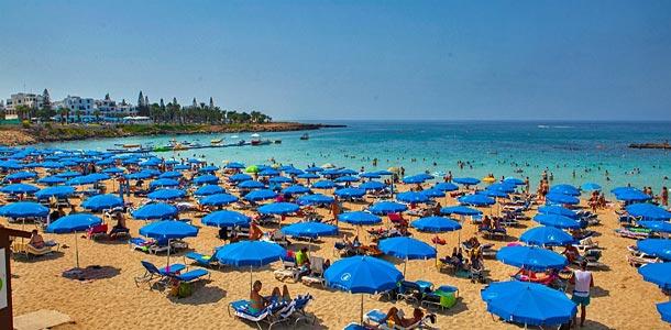 Курорт на Кипре Протарас фото
