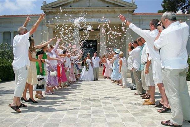Что необходимо для свадьба на Кипре