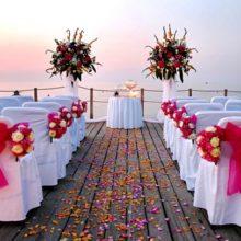 Свадьба на Кипре в 2019: цены свадебной церемонии