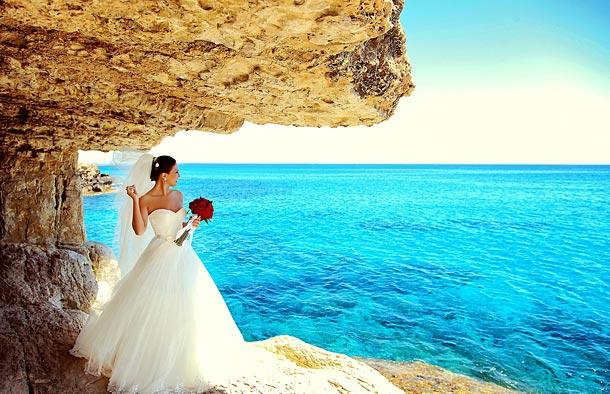 Кипр свадьба символическая