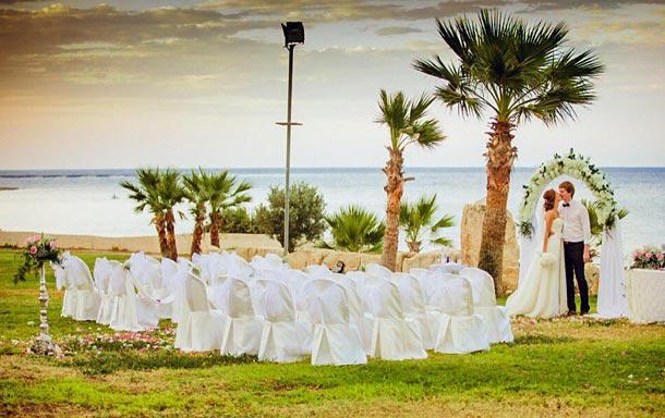 Как организовать свадебную царемонию на Кипре