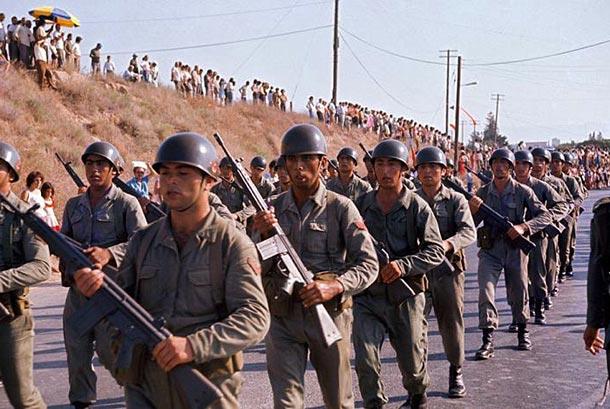 Государственный переворот на Кипре