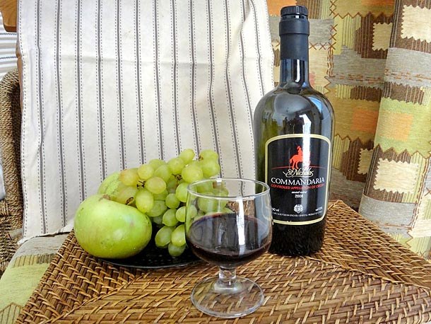Кипрское вино на Кипре