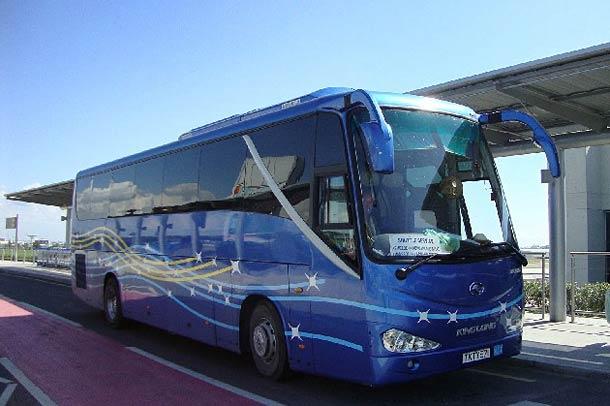 Расстояние от Пафоса до Лимассола на автобусе