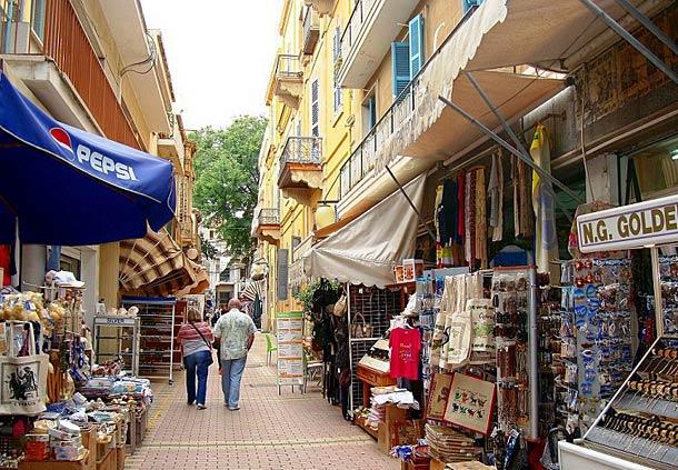 Рынок в Ларнаке