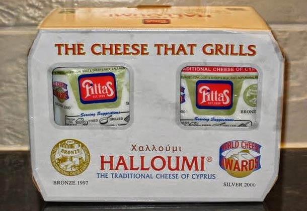 Сыр халуми из Кипра