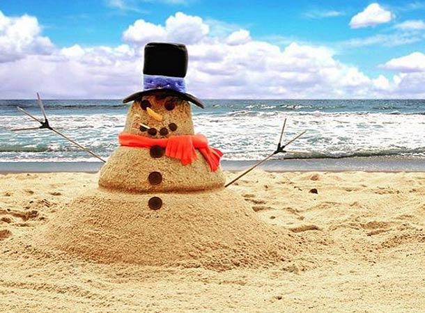 Погода на Кипре на Новый Год