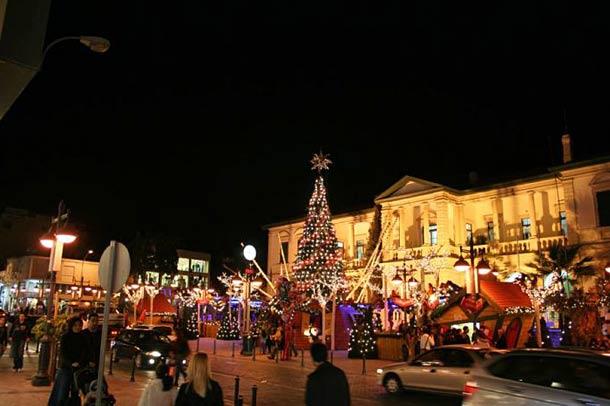 Тур на Кипр на Новый Год
