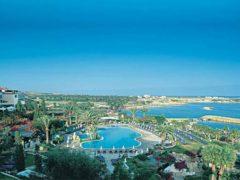 Описание отеля Coral Beach Hotel 5* в Пафосе; фото