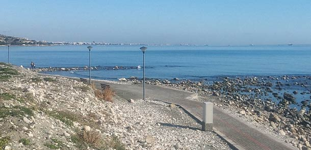Температура на Кипре в феврале