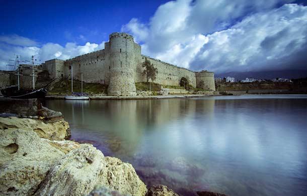 Защитная крепость в Кирении