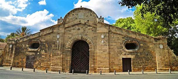 Защитные ворота Фамагусты в столице Никосия