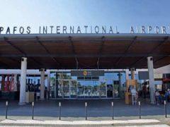 Международный аэропорт Пафоса; как добраться, онлайн табло