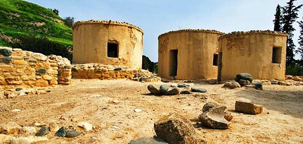 Древний город Хирокития (Кипр)