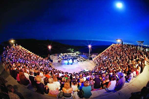 "Фестиваль на Кипре ""Ночи Шекспира"""