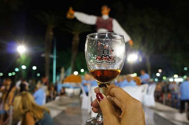 Фестиваль вина на Кипре