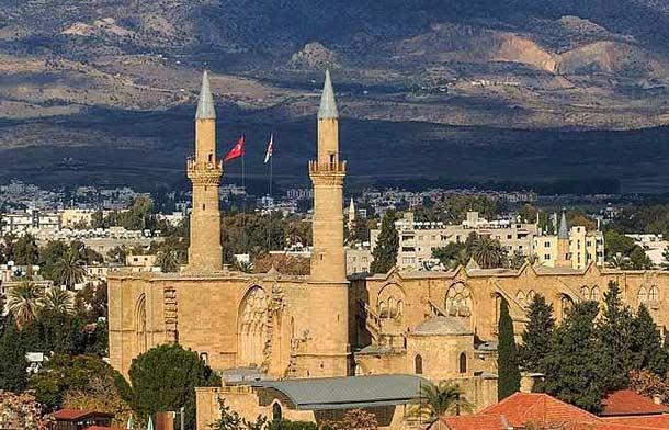 Селимие – главная мечеть в Никосии