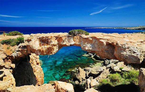 Мыс Каво Греко (Кипр)